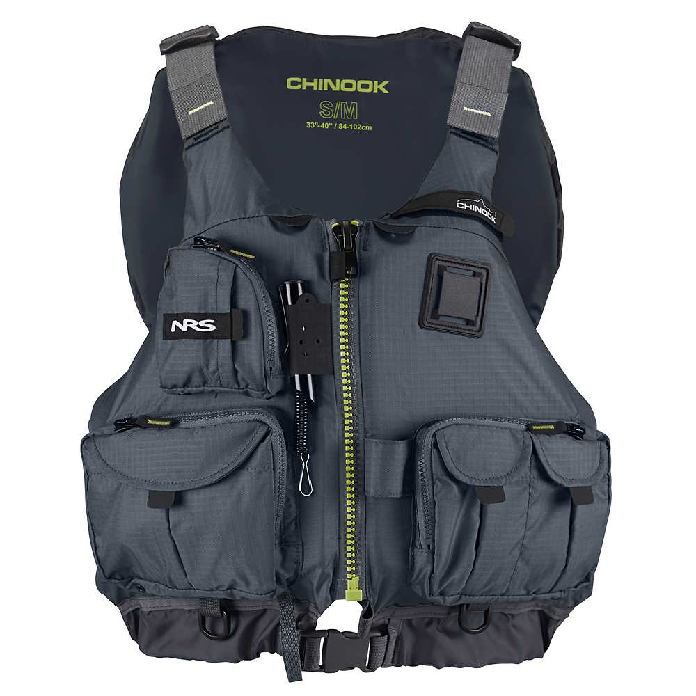 nrs chinook fishing pfd at