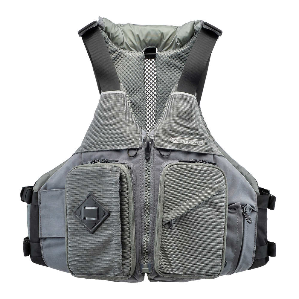 Astral ronny fisher fishing pfd at for Fishing life jacket