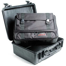 Pelican Case - 1526 Dry Box & Camera Bag