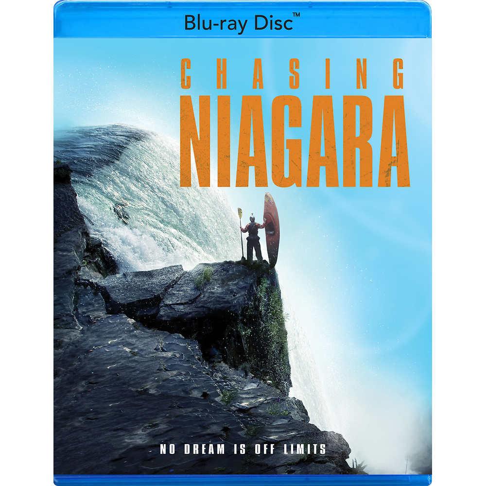 Chasing Niagara DVD and Blu-ray