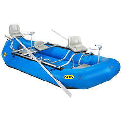 NRS Otter 120D Raft Fishing Package