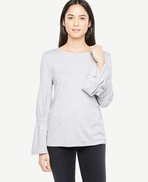 Bell Sleeve Top at Ann Taylor in Charleston, SC | Tuggl