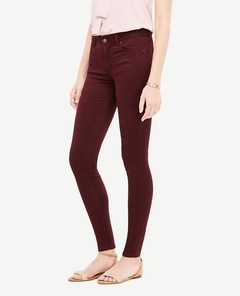 Curvy All Day Skinny Jeans at Ann Taylor in 260 N Nova Ormond Beach, FL | Tuggl