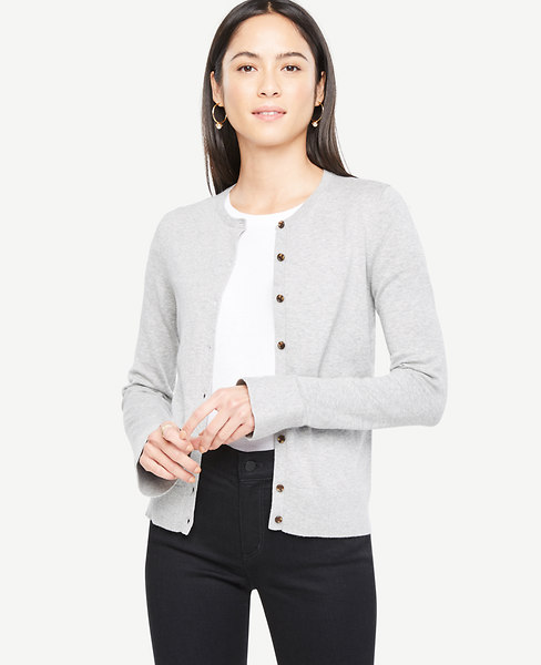 Bell Sleeve Ann Cardigan at Ann Taylor in Charleston, SC | Tuggl