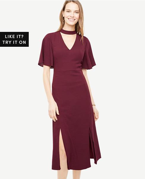 Primary Image of Choker Dress