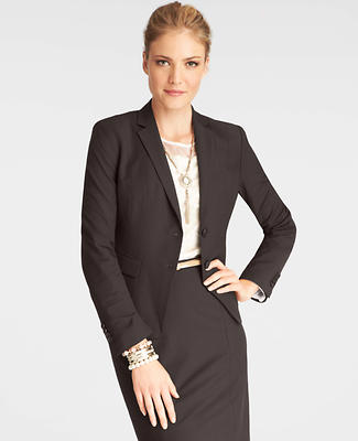 Shop versatile women's tall suits that work in the boardroom and beyond at Ann Taylor, including tall skirt suits, pant suits and suit separates. From office hours to after hours, Ann Taylor women's tall suits are a cut above.