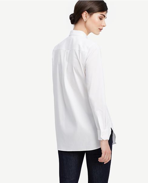 Oversized Shirt | Ann Taylor