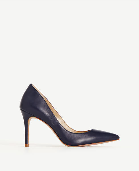 Mila Leather Pumps