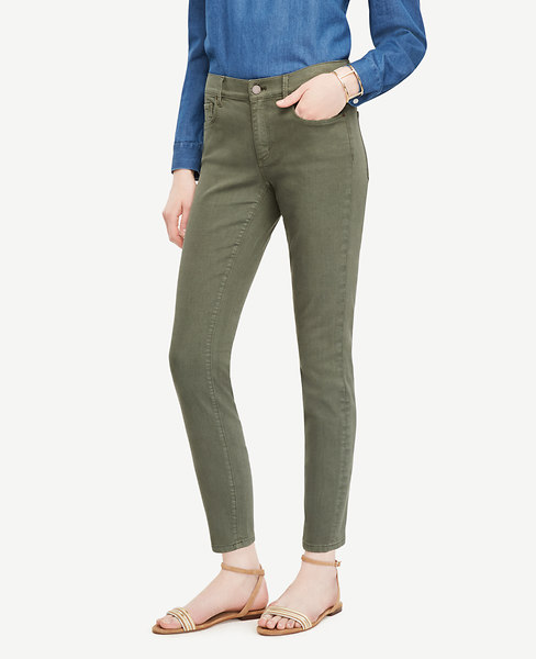 Modern Skinny Ankle Jeans
