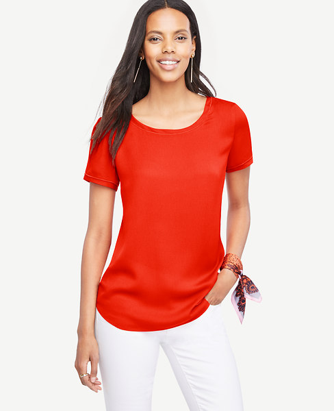 Piped Tee
