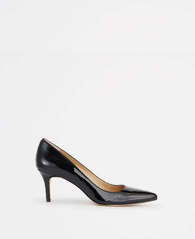 Image of Eryn Patent Leather Pumps