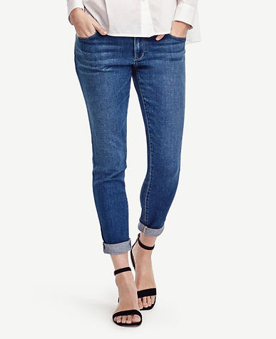 Image of Boyfriend Denim Jeans