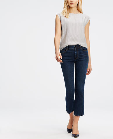 Image of Tall Kick Crop Jeans