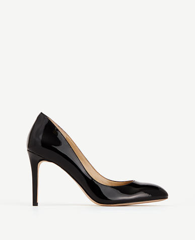 Skyler Patent Leather Pumps