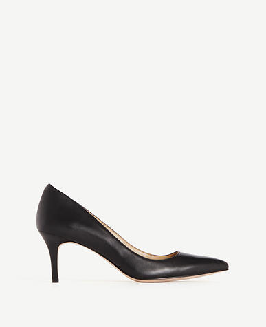 Eryn Leather Pumps