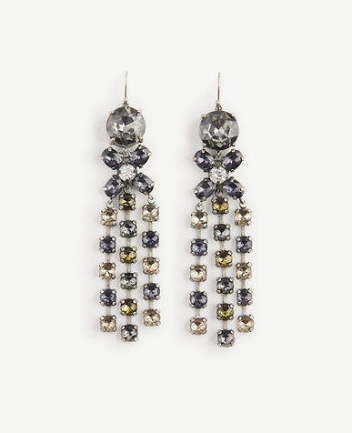 Image of Crystal Statement Earrings