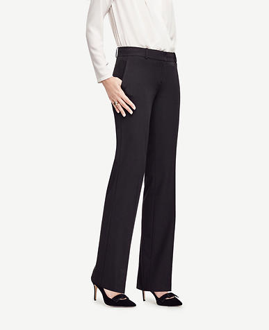 The Trouser in Seasonless Stretch - Kate Fit