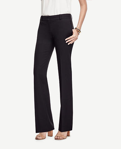 Image of The Petite Trouser in All-Season Stretch - Devin Fit