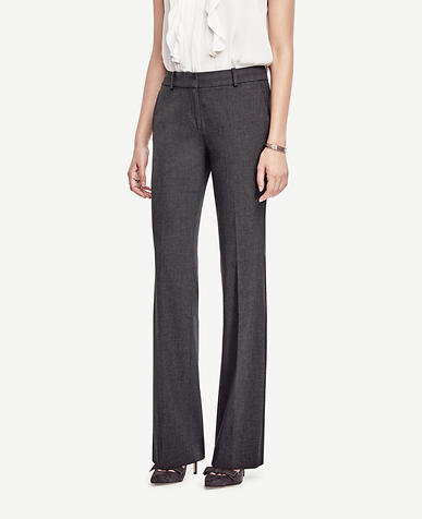 Image of The Trouser in All-Season Stretch - Ann Fit