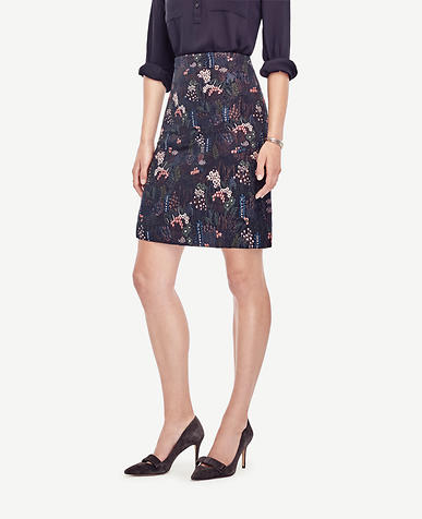 Image of Night Garden Skirt