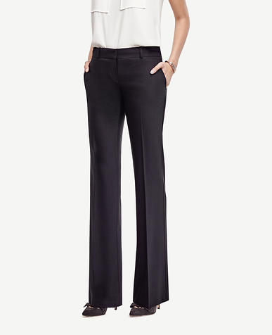 Image of The Tall Trouser in Tropical Wool - Devin Fit