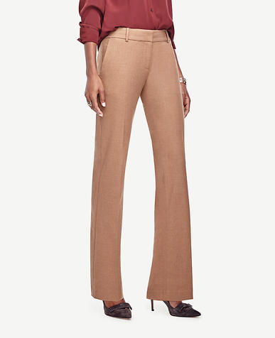 Image of Devin Flannel Trousers