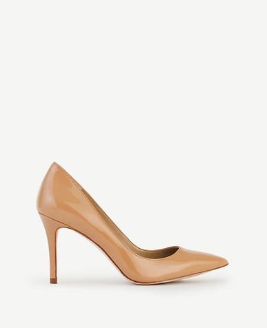 Mila Patent Leather Pumps