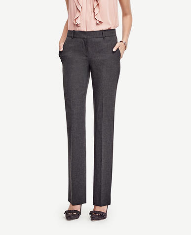 Image of The Straight Leg Pant in All-Season Stretch - Ann Fit