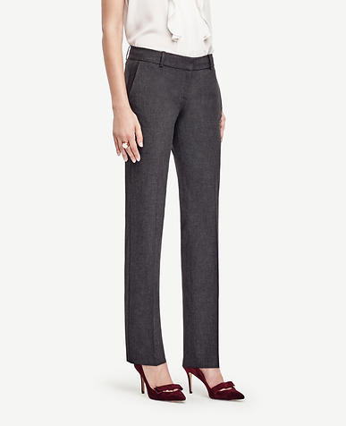 Image of The Straight Leg Pant in All-Season Stretch - Kate Fit