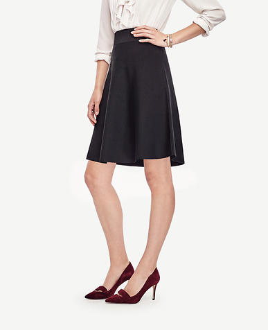 Image of Petite Sweater Skirt