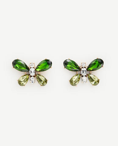 Image of Butterfly Stud Earrings