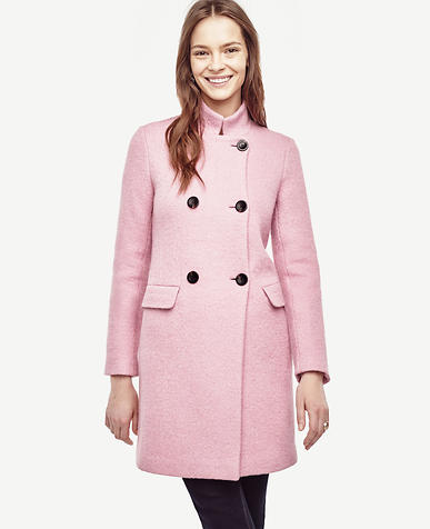 Image of Blush Statement Coat