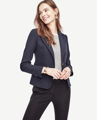 Image of Single Button Blazer
