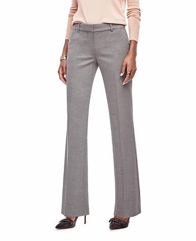 Image of Kate Flannel Trousers