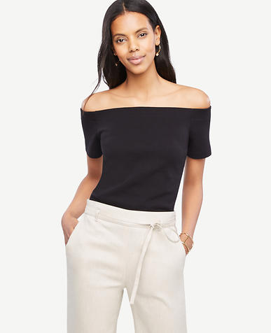 Image of Off The Shoulder Top