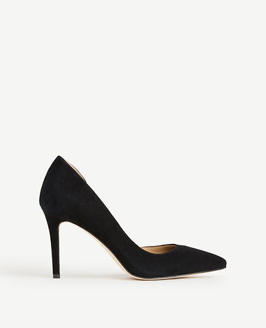 Image of Felipa Suede D'Orsay Pumps