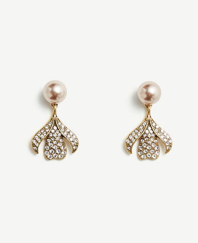 Image of Garden Drop Earrings