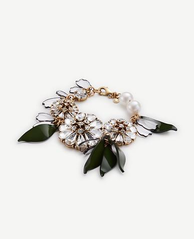 Image of Crystal Petal Bracelet