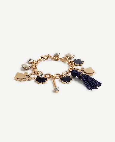 Image of Floral Stone Bracelet