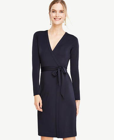 Image of Always On Wrap Dress