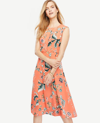 Image of Coral Oasis Dress