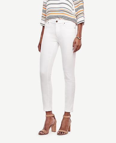 Image of Petite Curvy Skinny Ankle Jeans