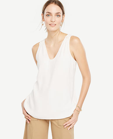 Image of Sleeveless Top