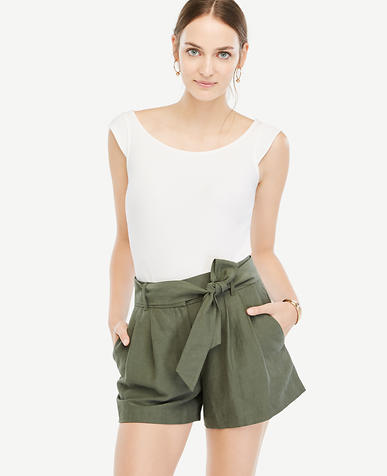 Image of Ruffle Cap Sleeve Top