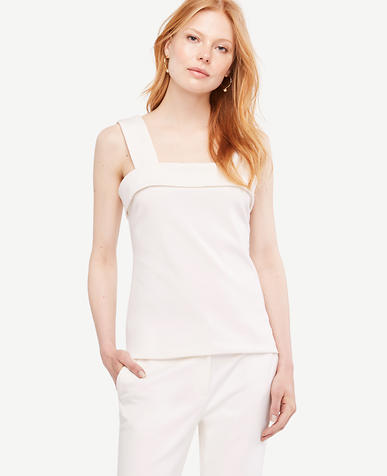 Image of Square Neck Tank Top