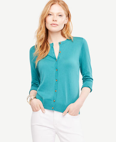 Image of 3/4 Sleeve Ann Cardigan