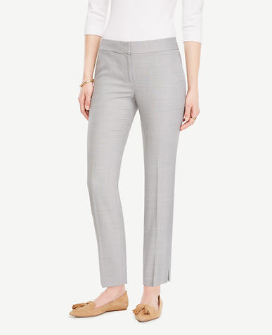 Image of The Tall Ankle Pant in Grisaille - Devin Fit