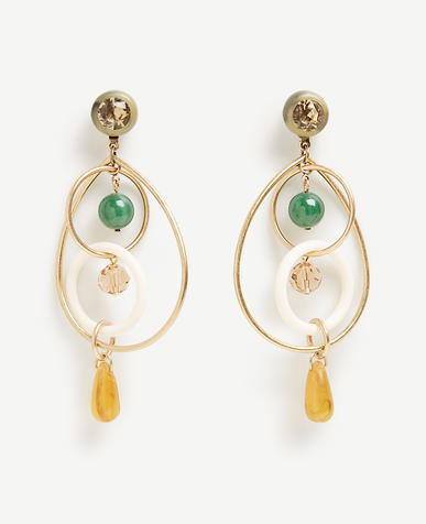 Image of Eclectic Statement Earrings