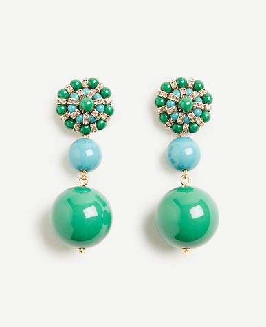 Image of Bauble Statement Earrings