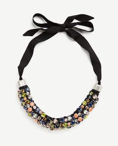 Image of Bandana Statement Necklace